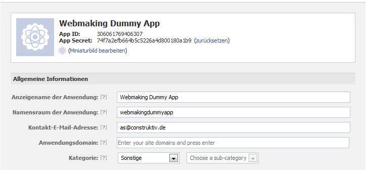 Dummy App
