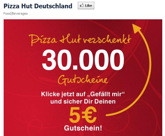 Pizza Hut Deutschland