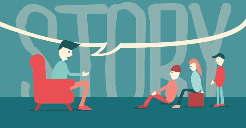 """Mit Storytelling hohe Aufmerksamkeit erzeugen: Das """"Wie"""" ist entscheidend!"""