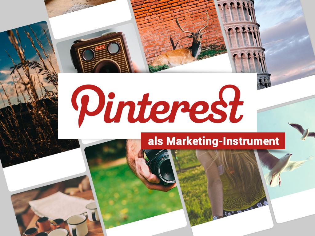 Pinterest als Marketing-Instrument