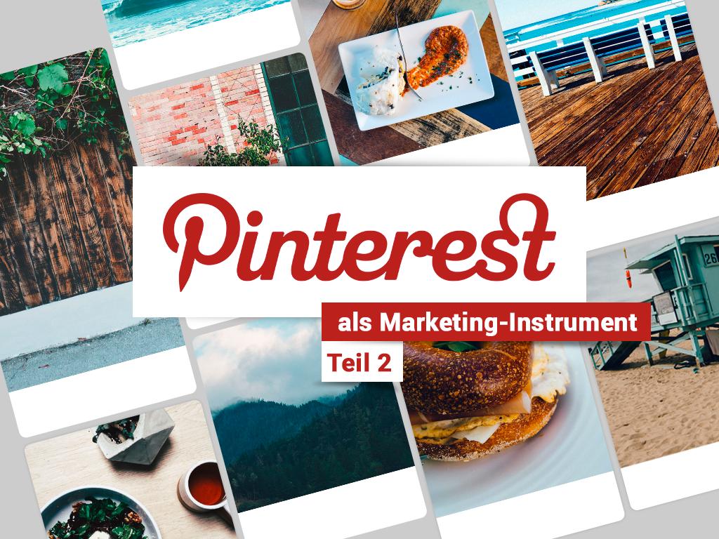 Pinterest_als Marketing-Instrument II