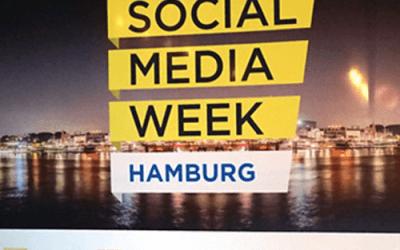 Social Media Week Hamburg '16