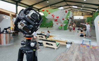 Boulder Base 360 Grad Video