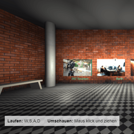 WebVR mit A-Frame