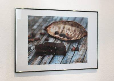 Fotoshooting für Hachez Chocolade (2)