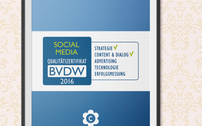 BVDW Social Media-Zertifikat