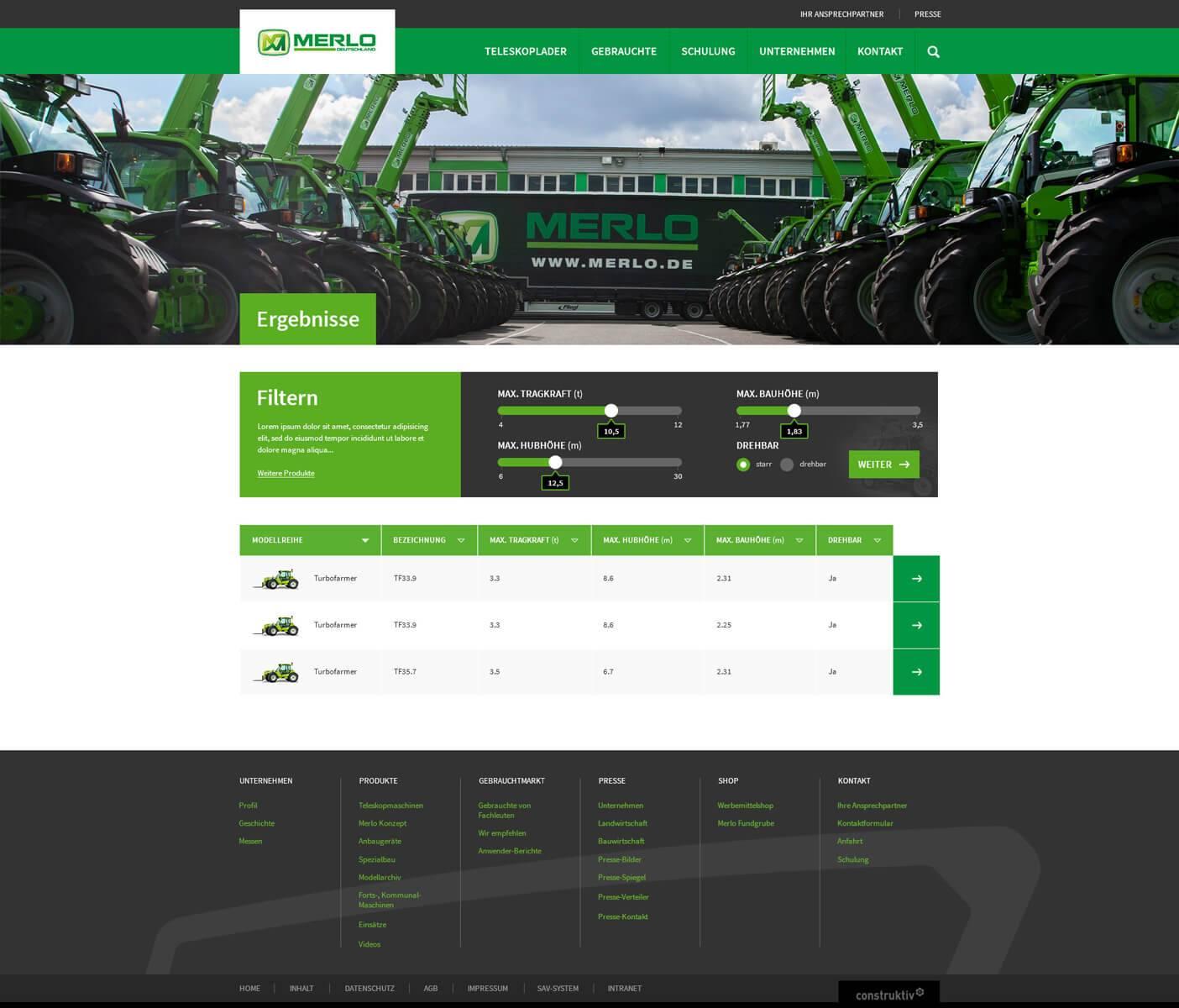 2016-05-02_Merlo-Produktfinder-Ergebnissliste