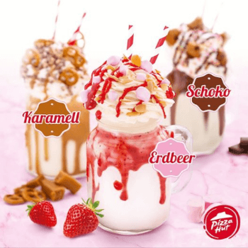 Pizza Hut Crazy Shake