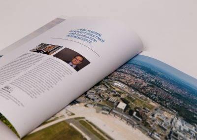 Der Geschäftsbericht des Airport Bremen