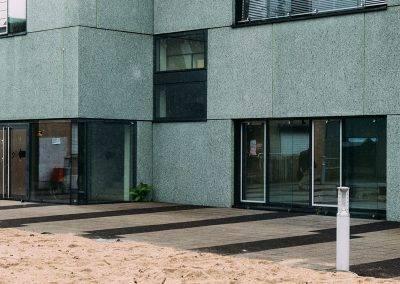 Cleane und moderne Architektur