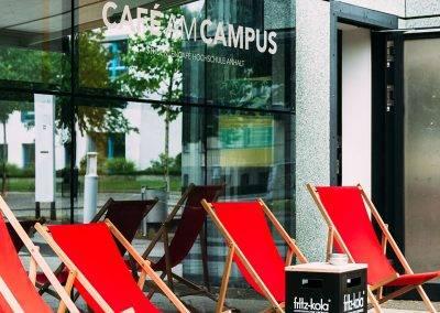 Das Campus-Café