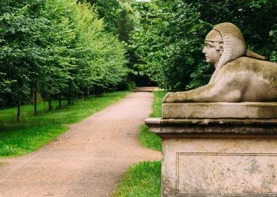 Parks und Grünflächen in Magdeburg