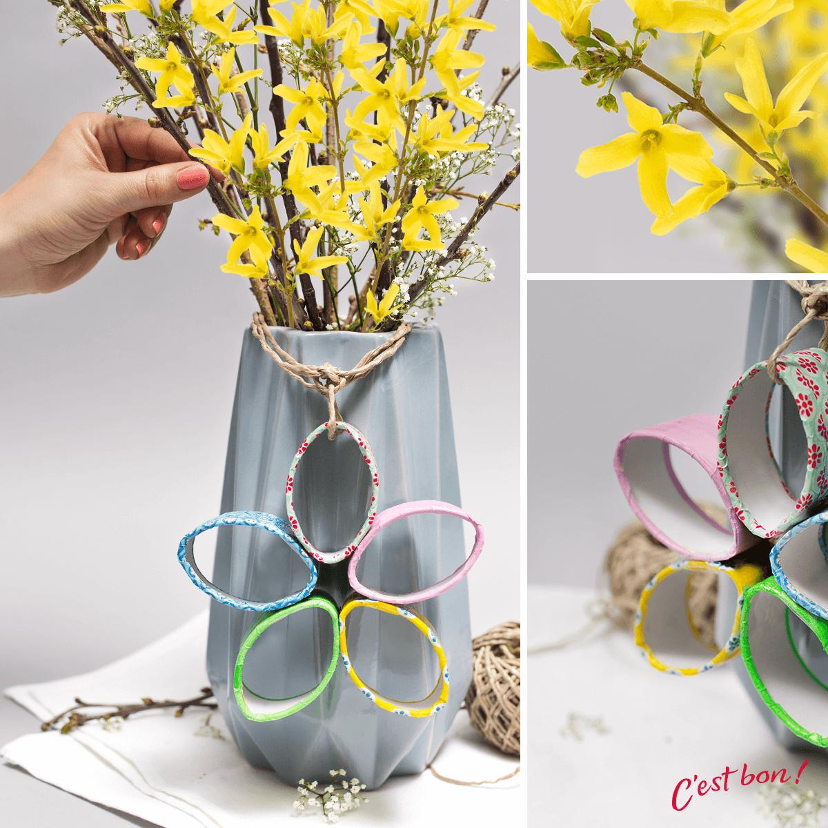 Inspiration für Frühlingsdeko!