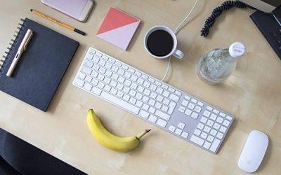 #feelgoodatwork – Heute: Dein Arbeitsplatz, dein Happy Place!