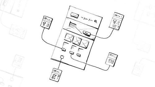Prototyp ZeichnungVisual Prototyping