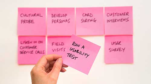 Post-its Usability