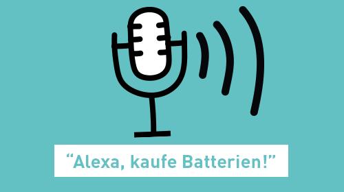Spracherkennung Alexa