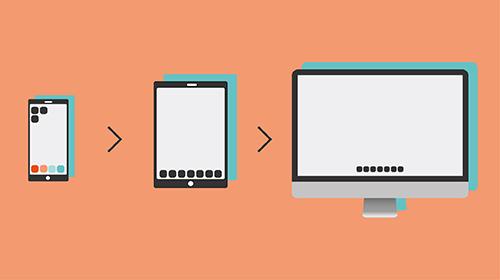 Responsive Design für mobile Optimierung