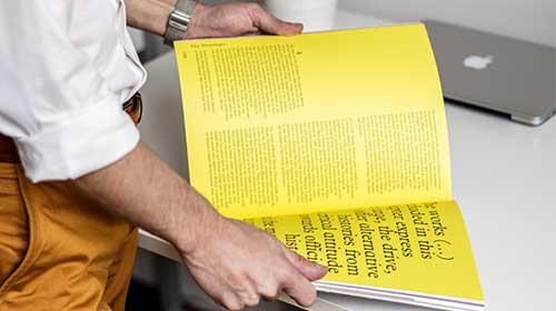 Was sich Online Magazine von Print Magazinen abgucken können