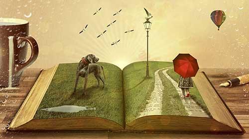 Storytelling in Texten