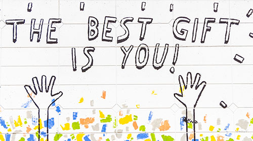 Authentizität: The best gift is you
