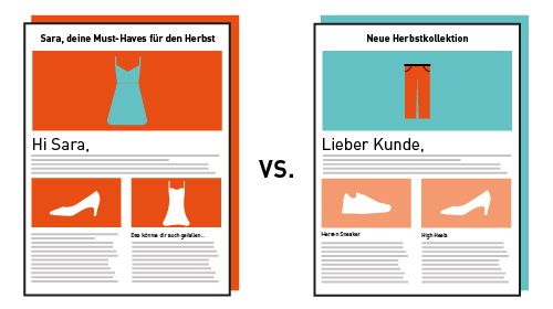 AB-Testing im Newsletter Marketing