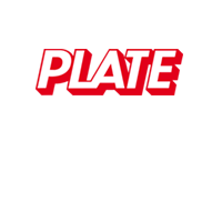 Plate Büromaterial