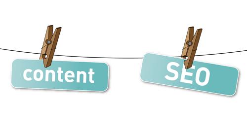 SEO & Content Marketing bringen zusammen, was zusammengehört