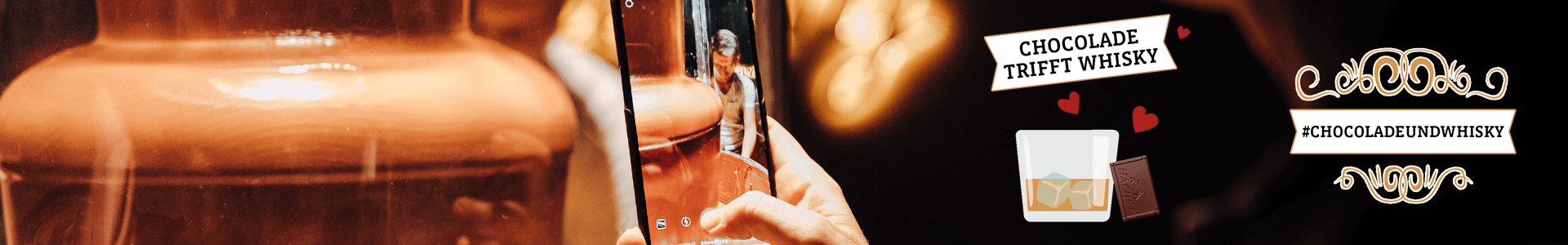 Chocolate meets Whisky – ein genussvolles Influencer-Event mit HACHEZ in Hamburg