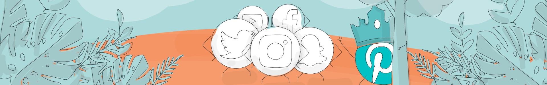 Pinterest: Hidden Champion in Social Media